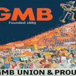 GMB sign letter of support to keep open East of England Brussels office