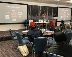 GMB London Women's Conference 2017