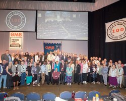 All GMB London Delegates