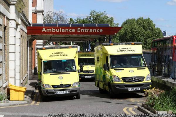 GMB warns that delays in ambulance response times will lead to avoidable deaths