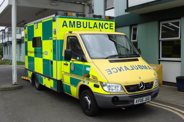 GMB calls on ambulance services to tackle shortage of essential equipment to protect crews