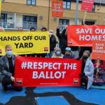 Residents of Camden estate have made their views clear on redevelopment