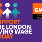 GMB support Newham Council motion to become accredited Living Wage Employer