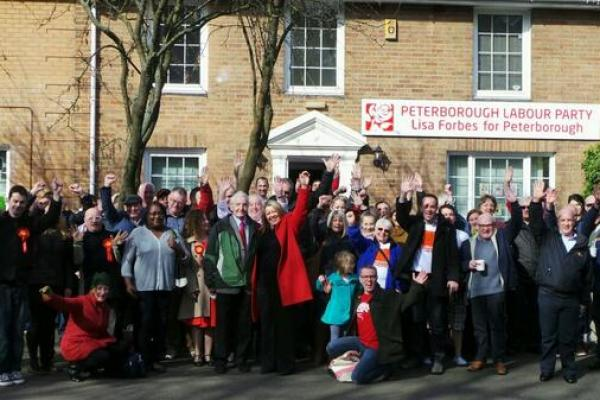 Labour's Lisa Forbes stops the march of Brexit as she is elected MP for Peterborough