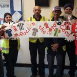 GMB Harrow hold Show Racism the Red Card event Wednesday 18 October