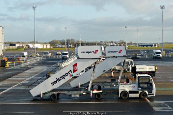 Swissport slammed for not furloughing 150 staff at Stansted facing redundancy
