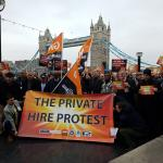 GMB prepares legal action against TfL