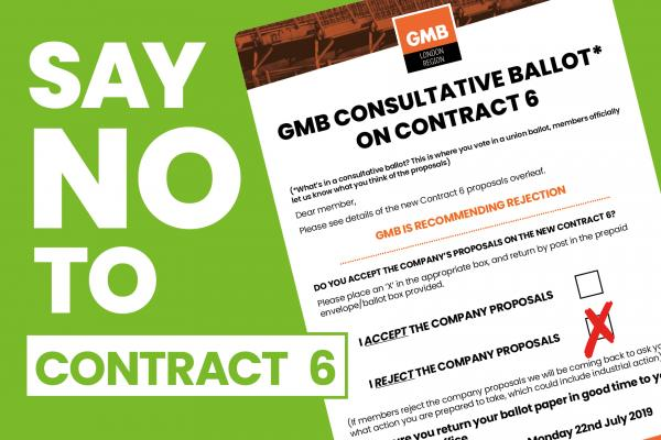 Say No To Contract 6
