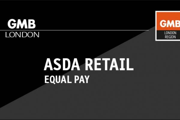 ASDA Retail - Equal Pay