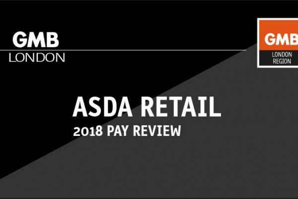 Asda Retail 2018 Pay Review