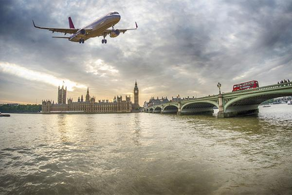 GMB welcome UK aviation aim of net zero carbon emissions by 2050