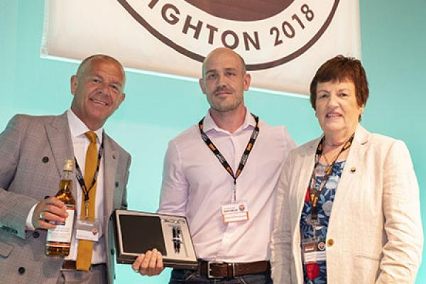 Hertfordshire resident given Mary MacArthur Health & Safety runner-up award at GMB Congress in Brighton