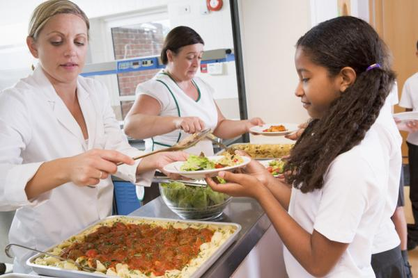 GMB welcome Newham Council proposed investment in free school meals scheme