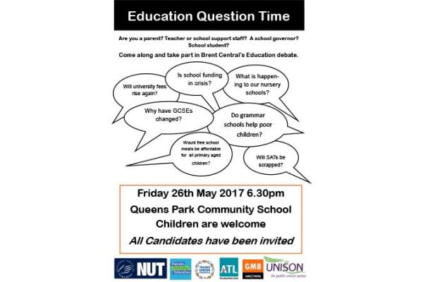 Education Question Time
