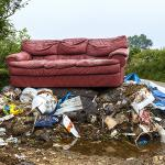 GMB call on government to take more action on fly-tipping following 75,447 incidents in East of England