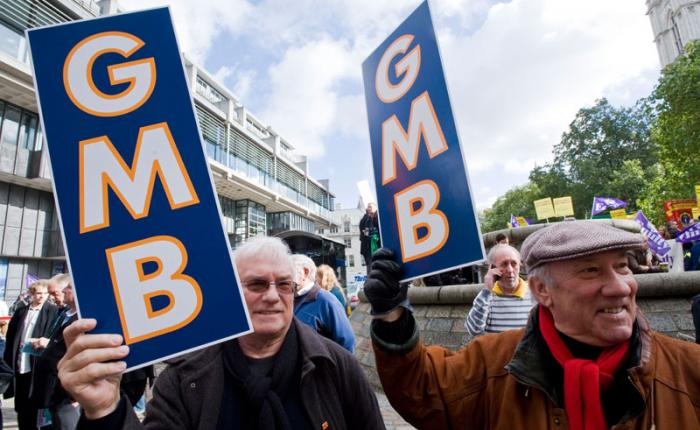 GMB Retired Members