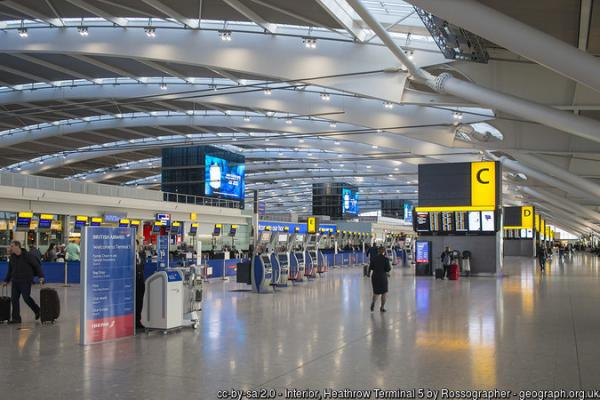 Shocking, disgraceful and Dickensian treatment of staff at Heathrow airline security company