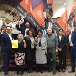 GMB welcome Newham Council passing Living Wage motion