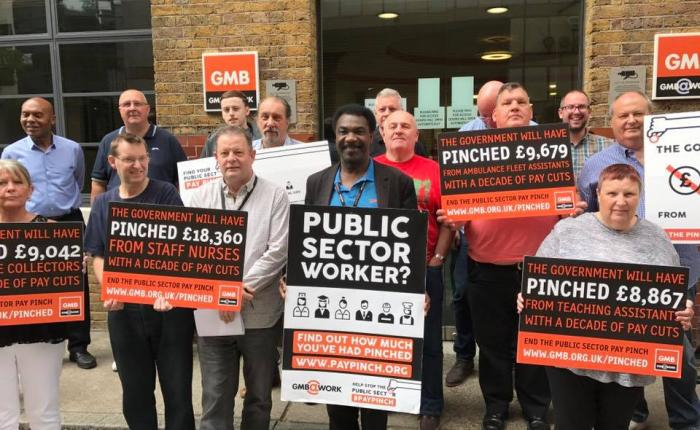 Public Sector Pay Pinch