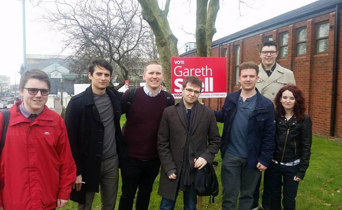 A report from GMB Young London, Stoke-on-Trent by-election: crunch time for Labour
