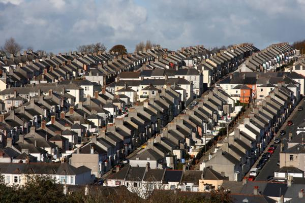 New homes well below growth in population in 30 boroughs in London GMB study shows