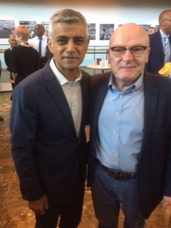 Sadiq Khan Launches Mayor of London Good Work Standard